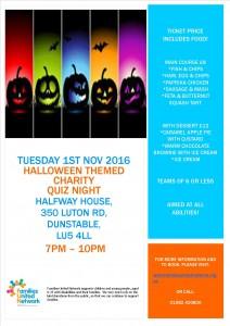 Halloween Quiz Night @ Halfway House  | Dunstable | England | United Kingdom