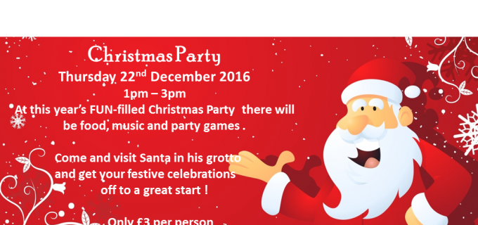 Christmas Party Slide