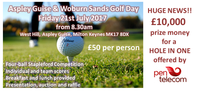 Golf Day Website pic