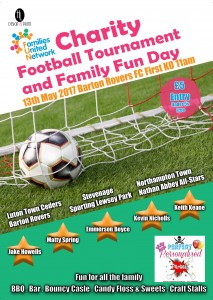 FUN Charity Football Day @ Barton Rovers FC | England | United Kingdom