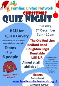Christmas Quiz Night @ The Old Red Lion | Houghton Regis | England | United Kingdom