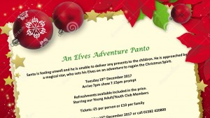 An Elves Adventure Panto @ Families United Network | England | United Kingdom
