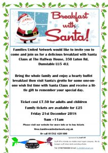 Breakfast With Santa @ The Halfway House  | England | United Kingdom