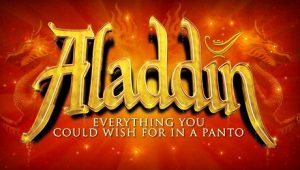 Aladdin at MK Theatre @ MK Theatre